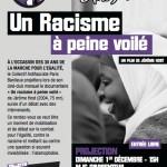 Flyer ciné club - Racisme à peine voilé