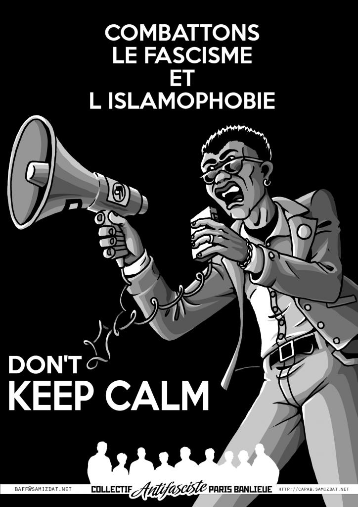 Affiche renoi islamophobie